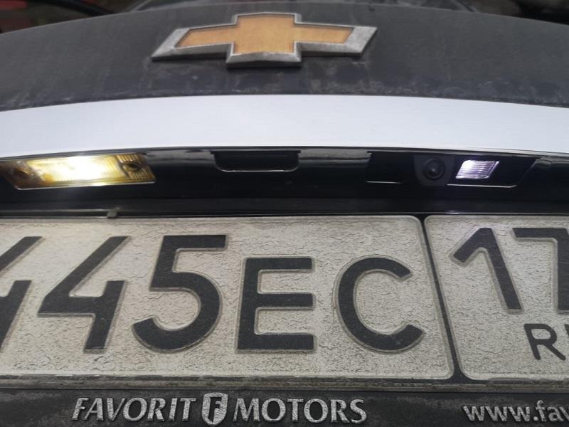 Камера заднего вида Chevrolet Cruze Sedan 2009-2015