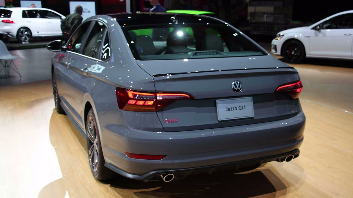 Камера заднего вида Volkswagen Jetta 2019-2021 в ручку багажника