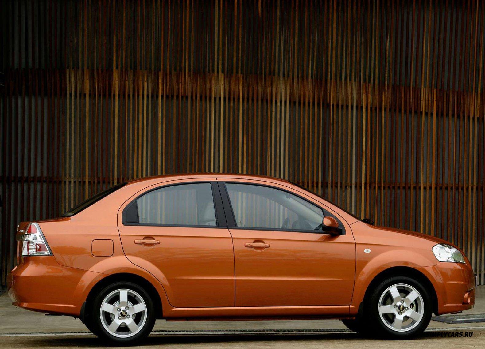 Камера заднего вида Chevrolet Aveo Седан T200/T250