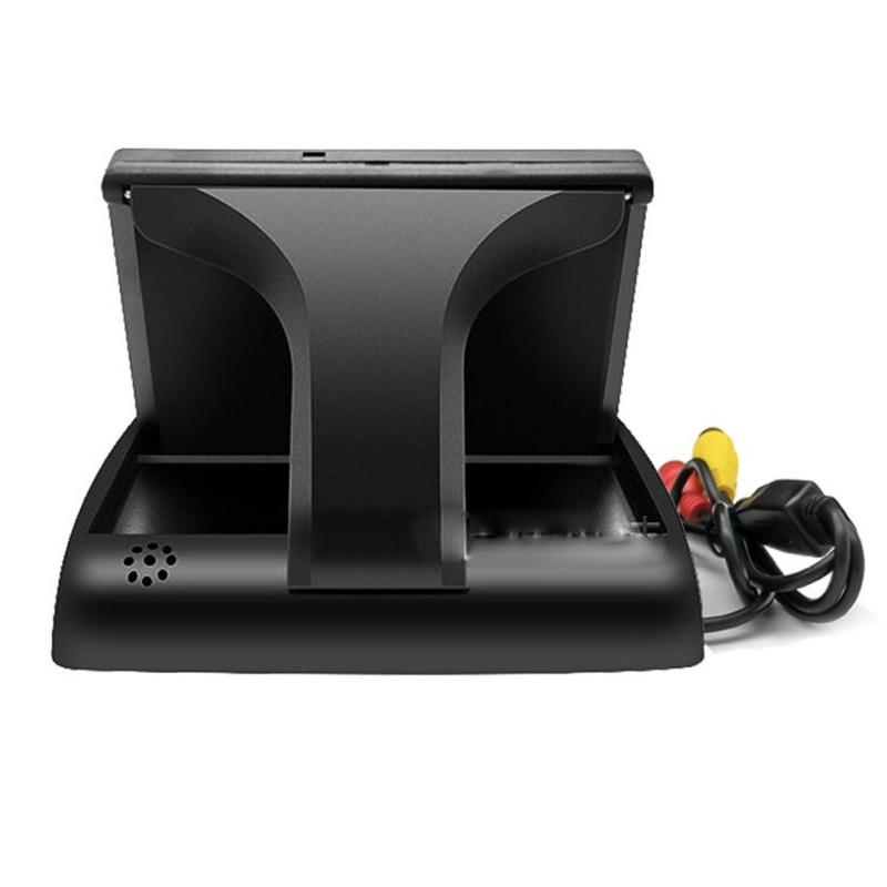 Складной монитор 4.3 дюйма SunVox