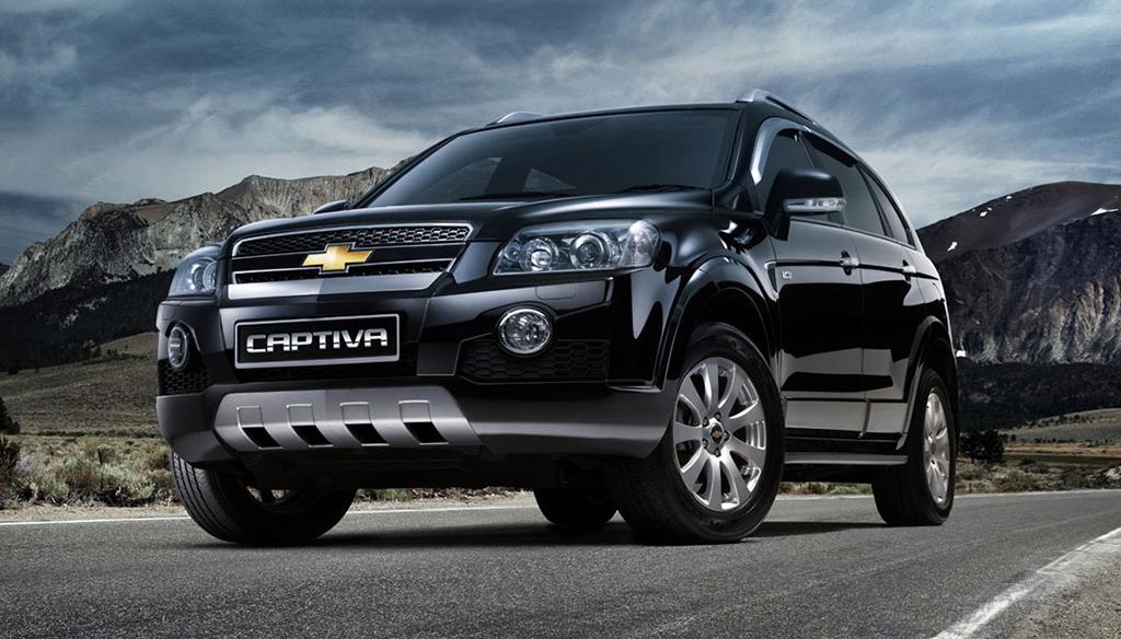 Камера заднего вида Chevrolet Captiva С100/С140