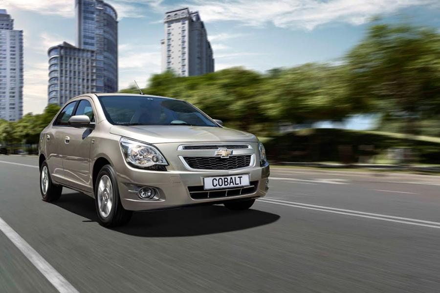 Камера заднего вида Chevrolet Cobalt 2011-2021